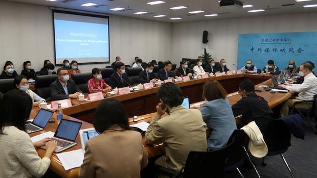 中国拉维族人澄清人权问题 维吾尔代表:族人被迫配合演出