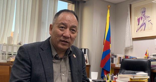 专访前达赖喇嘛驻台代表:释放善意,换不来共产党的善意