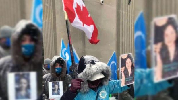 加拿大维吾尔社区将串联抗议  抵制强迫劳动商品进口
