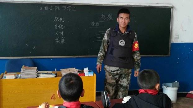 内蒙古将以汉语取代蒙古语教学,受到抵制。(本台资料图片)