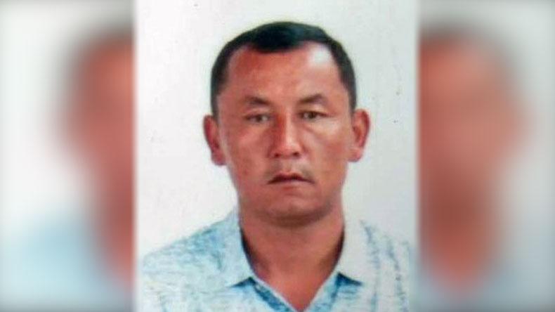 被判刑17年的艾克拜尔 .艾力甫巴扎依。(家属提供/记者乔龙)