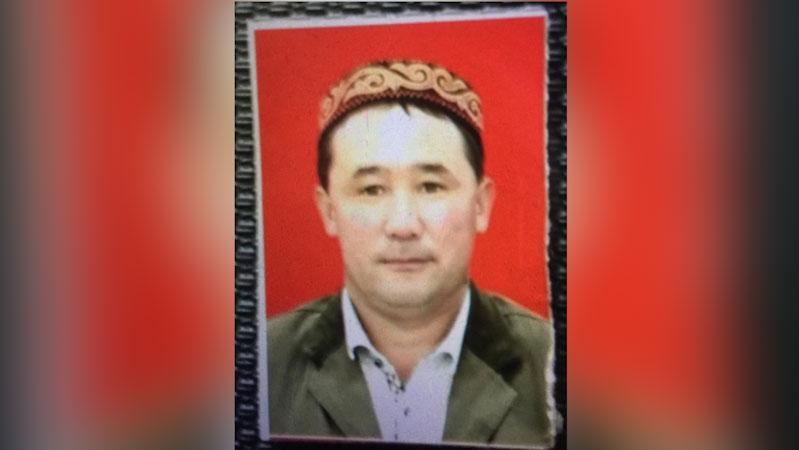 新疆察布查尔县的拜山托合塔尔被判刑7年。(志愿者提供/记者乔龙)