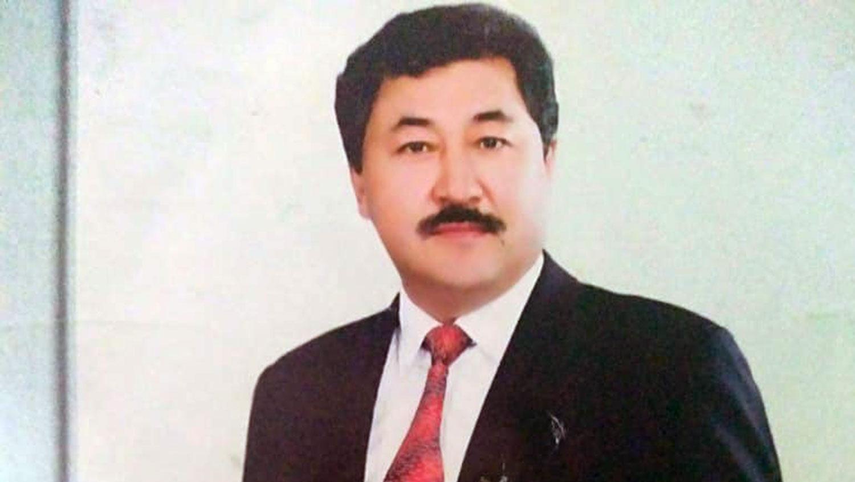 那合孜.木哈买提被囚禁在富蕴县监狱。(志愿者提供/记者乔龙)