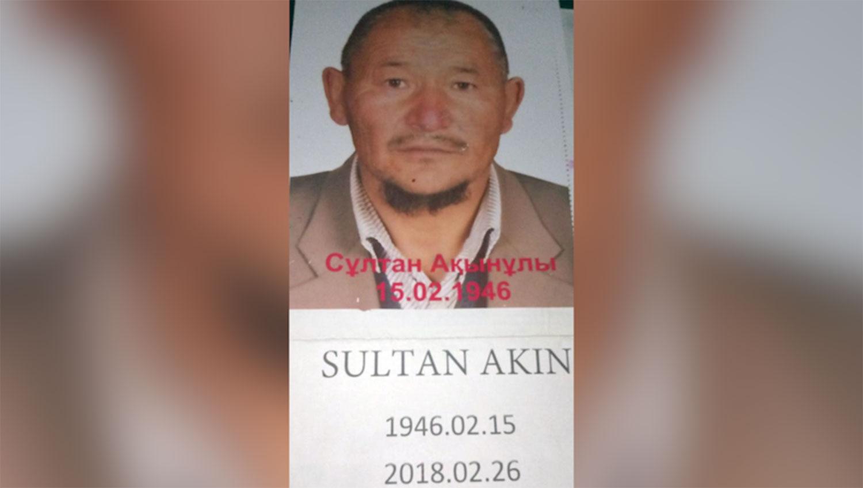 新疆伊宁县麻扎乡村民苏力唐.阿洪被判刑11年。(志愿者提供/记者乔龙)