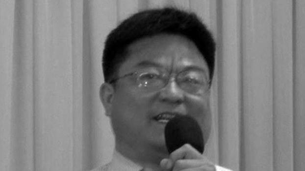 河南首位宗教官员宋永生自杀身亡。(志愿者提供)