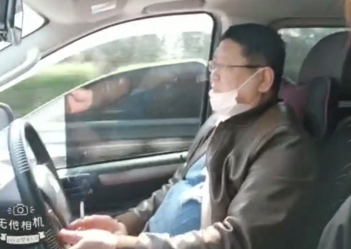 湖南慈利伯特利教会牧师赵怀国被捕。(志愿者提供/记者乔龙)