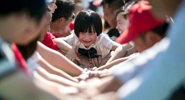 中國近年已放鬆生育限制,但成效非常有限,新增人口數量反而加速下跌。(法新社資料圖)