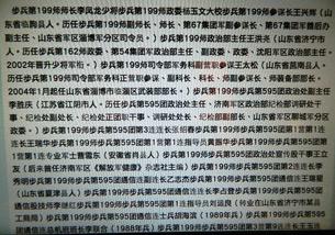 """图片: 吴仁华在网上公布""""六四军人""""之部份名单。 (记者萧融拍摄)"""