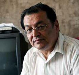 图片:新疆维族媒体人海莱提尼亚孜 (维吾尔在线截图)