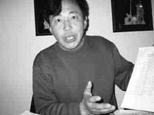 图片: 湖北潜江选举专家、前人大代表姚立法。 (网络图片/记者心语)
