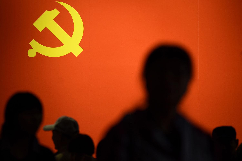 公開資料顯示,中國有九千多萬名共產黨員,八千多萬名共青團員。香港《動向》雜誌2012年曾引用中共官方內部權威機構所做的統計,調查結果發現,有九成中共中央委員親屬移民海外。(法新社資料圖片)