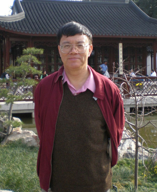 加州州立大学教授宋永毅。(宋永毅提供)