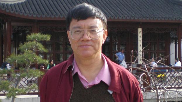 图片:《中国当代政治史数据库》主编宋永毅教授(宋永毅提供)