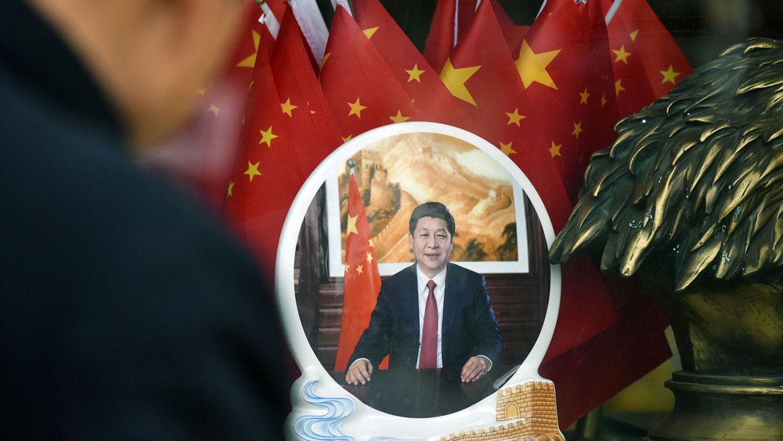 习近平上台后,中国共产党的形态起了急剧的变化。(资料图/AFP)