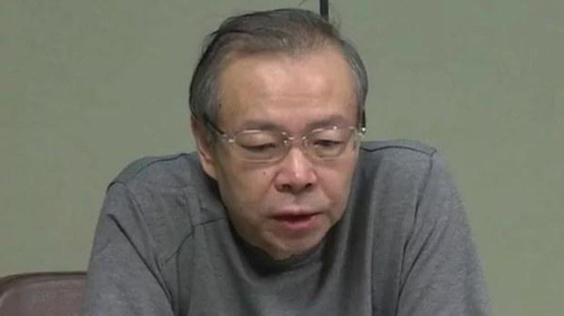 中国华融资产管理股份有限公司前董事长赖小民(微博截图)