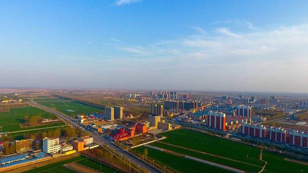 中国河北雄安新区(网络图片)