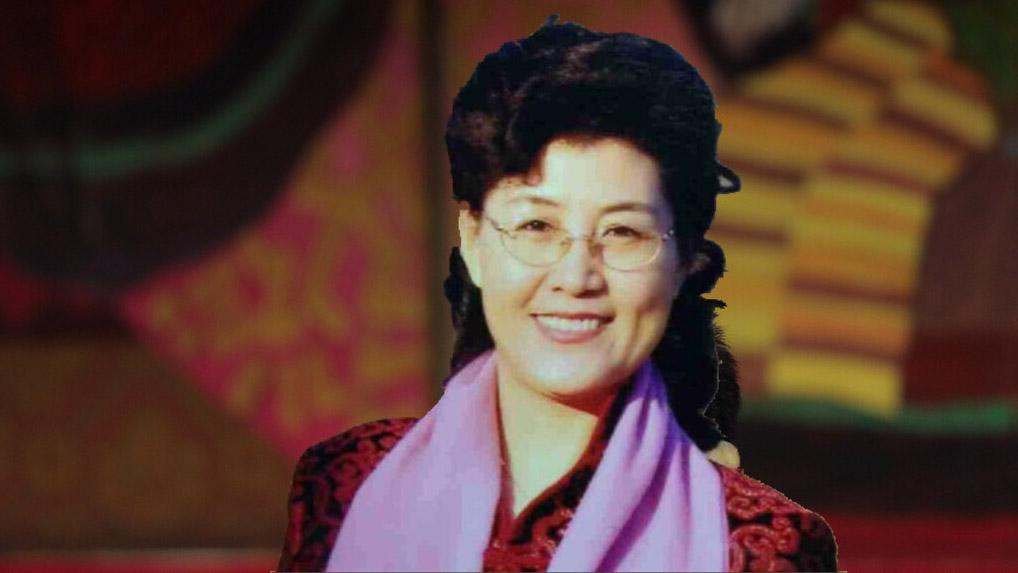 中共党校前教授蔡霞。(Public Domain)
