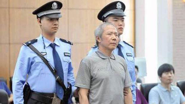 中国知名异议人士秦永敏2018年7月11日被武汉市中级法院以颠覆国家政权罪重判有期徒刑13年(Public Domain)