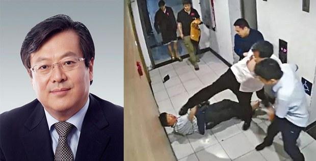"""中国航天投资董事长张陶被""""双开""""及批捕"""