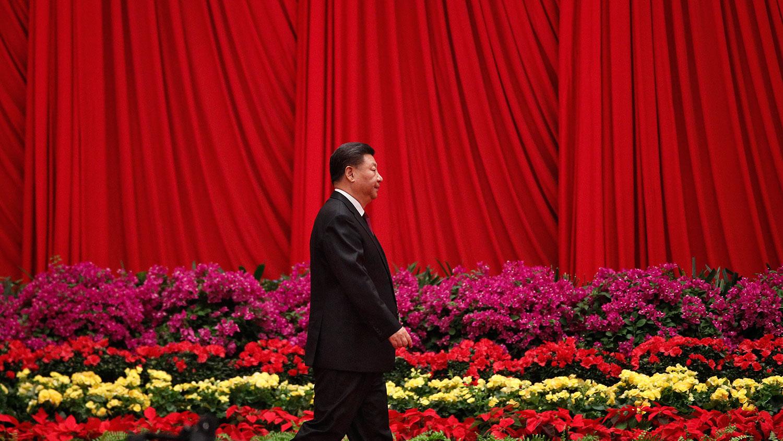 习近平在中共党内面临诸多挑战。(资料图/美联社)