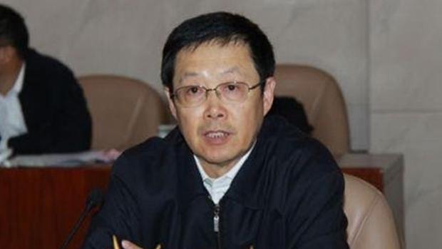 中共官员董宏(微博截图)