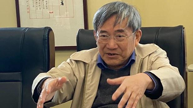 """2021年4月4日,葛剑雄在杭州的学术沙龙上表示""""反对历史虚无主义""""。"""