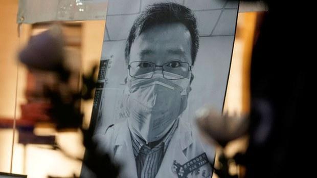 自由亞洲電臺年度十大新聞票選:世紀黑天鵝新冠疫情肆虐 李文亮之死震驚世界與中國