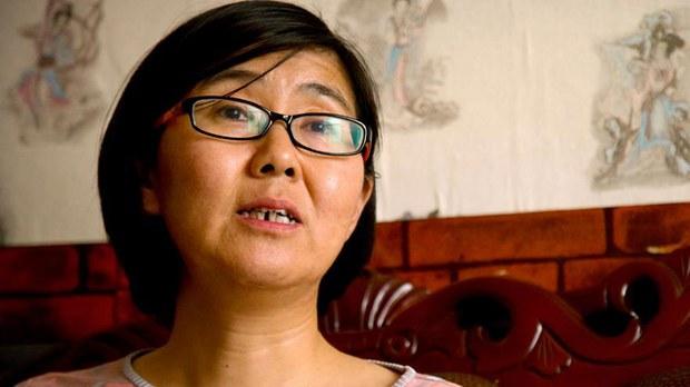 """在五年前中国的 """"709大抓捕""""行动中,王宇是最先被带走的律师。(美联社)"""