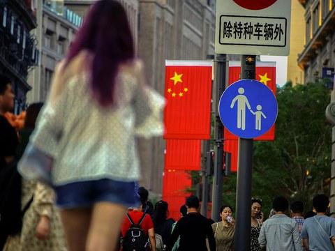 中国民间对中国官方宣布第七次人口普查数据抱持怀疑态度。