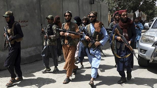 專欄   周嘉有話說:阿富汗的紅衛兵與中國的塔利班