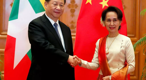 专栏 | 报导者时间:中国抢进缅甸取能源、打通直往印度洋水路,昂山素季如何接招?(文/周浩霖 )