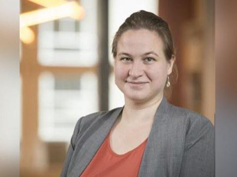 德国柏林墨卡托中国研究中心研究员马晓月(Mareike Ohlberg )。