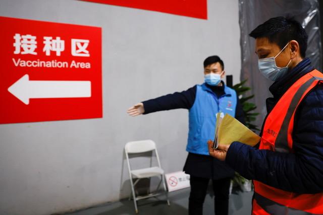 中国最近在疫苗外交上,遇上印度强劲对手。(路透社)
