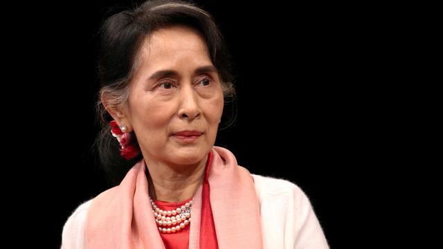 """缅甸军方2月1日发动政变,逮捕国务资政、缅甸实质领导人昂山素季与她所属的""""全国民主联盟""""(NLD)多名领袖。(路透)"""