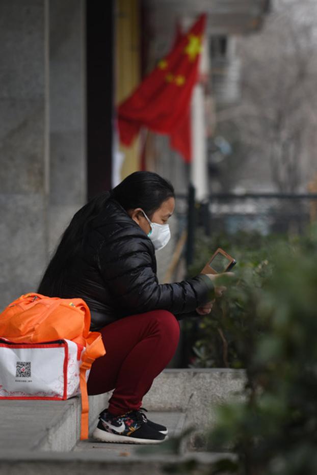 """""""身为中国人是一件很难的事情"""",钻研中国麻风病和爱滋病的台湾学者这样说。(法新社)"""