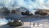 """中印两军第十轮军长级会谈,决定双方在边界西段实际控制线""""脱离接触"""",图为印军拍摄到解放军部队撤军的情形。"""