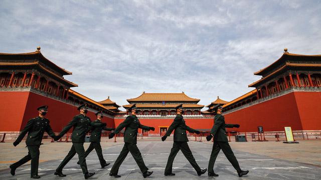 北京地下城盘根错节、宛如迷宫,是很多文学创作的题材。(美联社)