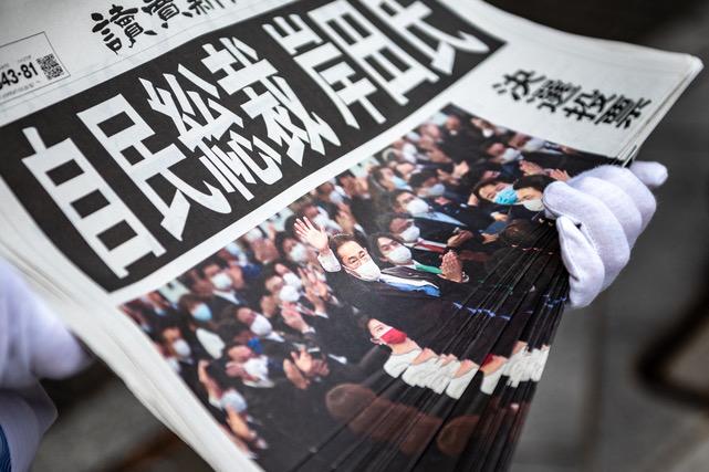 岸田文雄国内最大的挑战是10月31日的众议院选举和明年七月的参议院改选。(法新社)