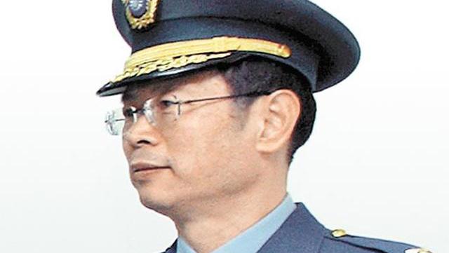 台湾前陆军少将罗贤哲。(Public Domain)