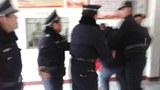 六月二十六日警察抓捕徐祥。(Public Domain)