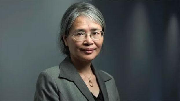 北京中国妇女权利专家冯媛女士(图源:中国数字时代网)
