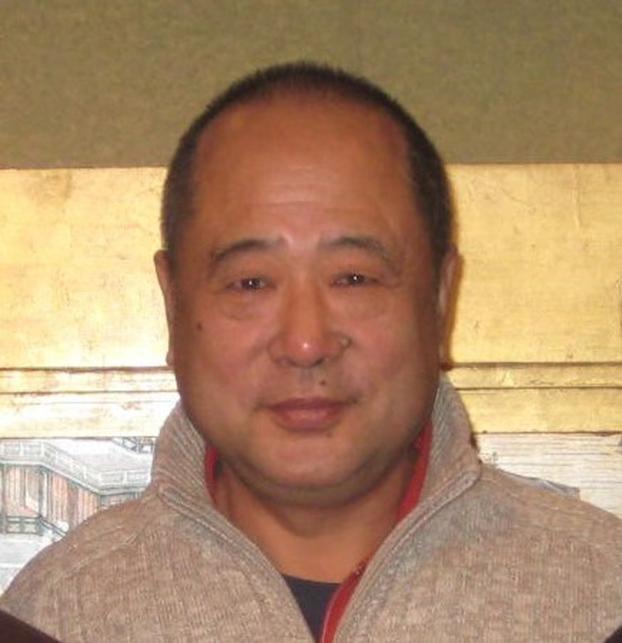 刘宾雁良知奖获得者马云龙2009年11月在北京。北明供图