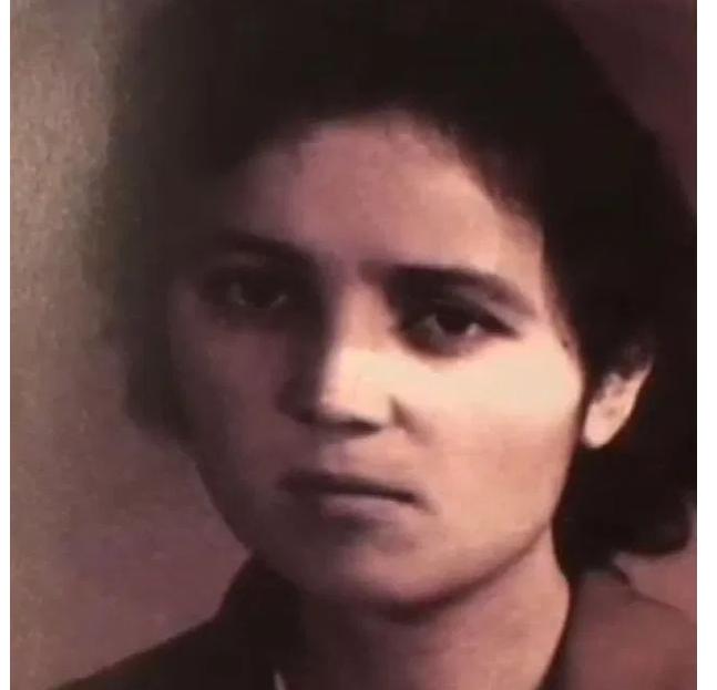 年轻时候的苏云古丽.佳尼雪芙(苏云古丽.佳尼雪芙/世界维吾尔代表大会官方网站)。