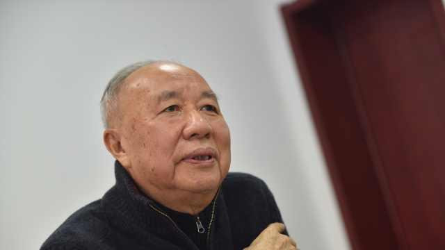 被称为第一代中国企业家的牟其中。(Public Domain)