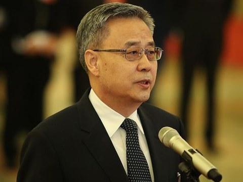 中国银保监会主席郭树清。(Public Domain)