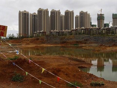 北京收繳國有土地出讓金