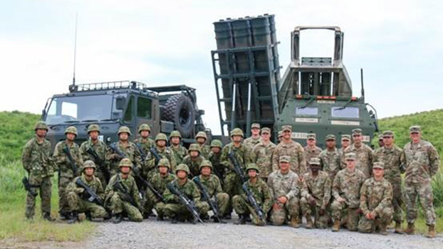 2019年9月,美国与日本举行「东方之盾19」(Orient Shield 19)联合军演,再次验证美国与盟友之间所实施的「多领域作战」概念。(美国陆军)