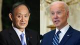 日本首相菅义伟(图左)将于4月上旬访美,与总统拜登(Joseph Biden,图右)举行首脑会谈。