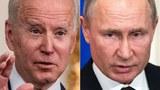 乌东顿巴斯地区(Donbas)冲突升高,美国总统拜登(Joseph Biden,图左)和俄罗斯总统普京(Vladimir Putin,图右)通电话表达严重关切。