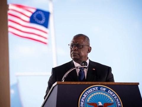 美國防長奧斯汀(Lloyd Austin)發表演說指出,美國打下一場重大戰爭的方式將與上一場戰爭大不相同。